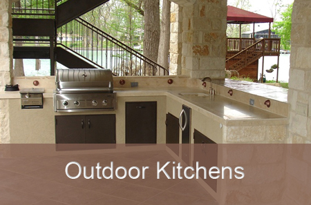 summer kitchen | PaverPro | Outdoor Kitchens